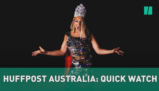 Watch: Indigenous Australia's Hottest Drag