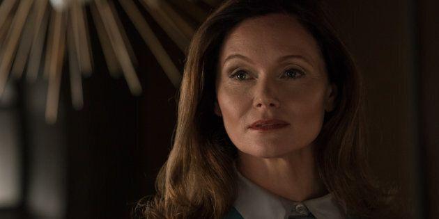 Essie Davis stars in the 'Philip K. Dick's Electric Dreams' episode 'Human Is'.