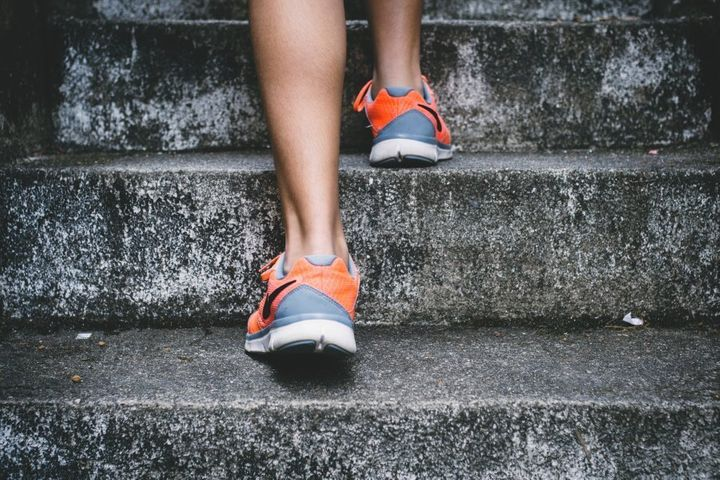 To get the most benefits, include daily movement like walking on top of scheduled exercise.