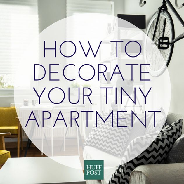 Tips On How To Decorate Your Tiny