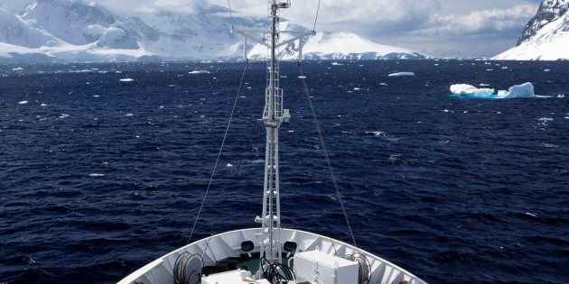 Scientists are headed to Antarctica to research