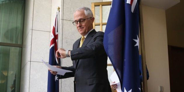 Prime Minister Malcolm Turnbull says the Labor Party