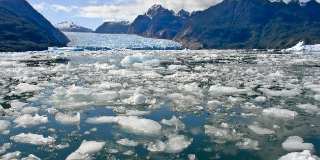 The Arctic Is Currently A Staggering 36 Degrees Warmer Than