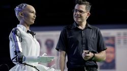 A Human-Like Robot Just Received Citizenship In Saudi