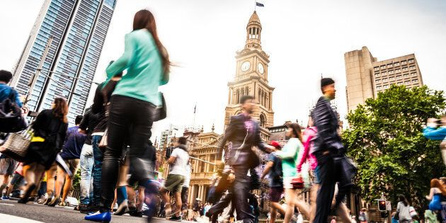 Why Australia's Population Has Boomed Beyond All Growth