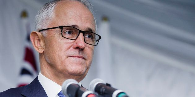Prime Minister Malcom Turnbull is currently out of the country while his government
