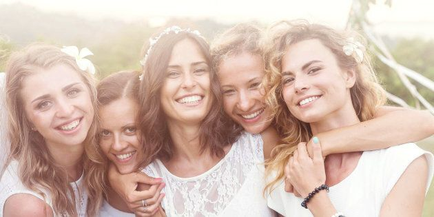 How To Give A Great Bride's (Or Bridesmaid's) Speech At A