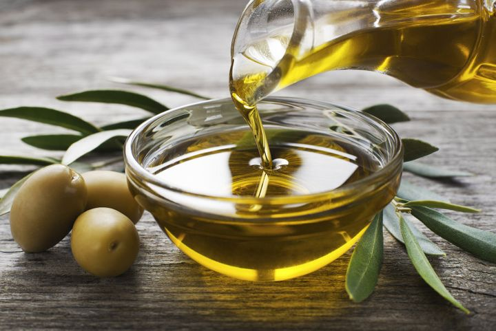 Extra virgin olive oil is a top choice.