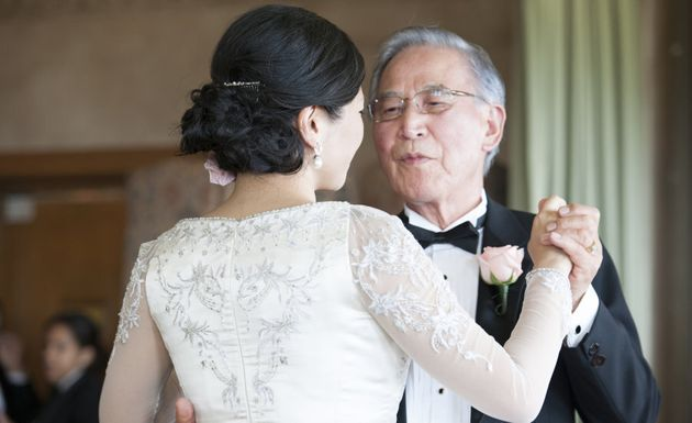 Brides, don't forget to thank your parents or loved