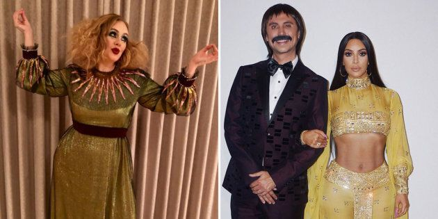 Here's How Celebs Celebrated Halloween This