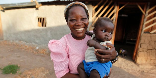 Sister Angélique helps displaced women in the Democratic Republic of Congo. These projects empower women to take control of their lives and look after their families. She also manages an orphanage for children, many of whom are fathered by Lord's Resistance Army soldiers.