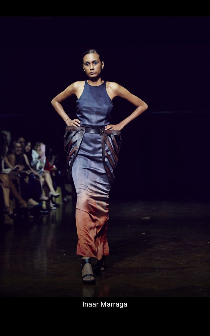 Lyn-Al's collections were shown at Mercedes Benz Fashion Week, VAMFF andAustralian Indigenous Fashion Week in 2016.