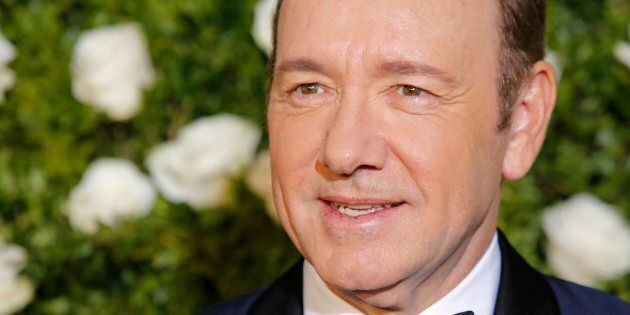 Actor Kevin Spacey blamed his behaviour on