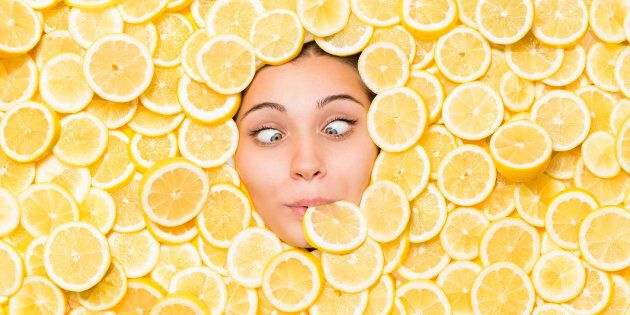 Sometimes things aren't so easy, peasy, lemon squeezy.