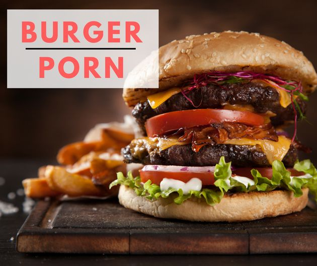 This Ridiculous Burger Porn Is Too Much To