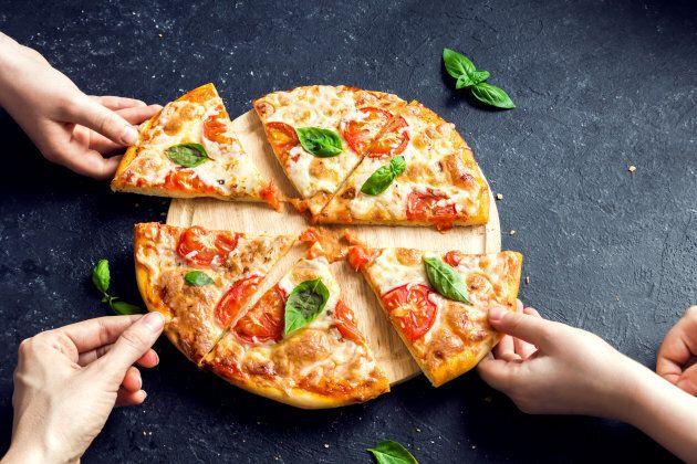 Damn you greasy, cheesy pizza.
