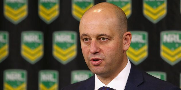 NRL CEO Todd Greenberg has confirmed that Parramatta has announced the Paramatta Eels'