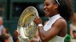 Serena Williams Beats Angelique Kerber To 7th Wimbledon