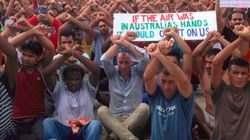 Manus Refugees Bracing For A Sleepless