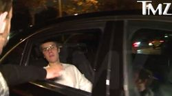 Justin Bieber Punches An Intrusive Fan In The Face From His