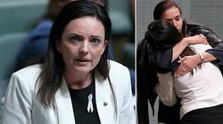 Emma Husar Delivers Passionate Domestic Violence Speech In