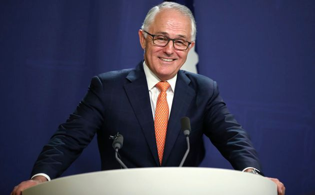 Malcolm Turnbull says the Coalition has won the