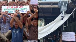 Manus Island: Final Power Cut Off As 600 Refugees Still Refuse To