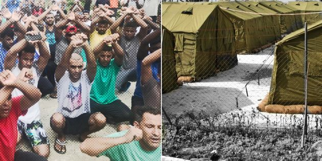 I've Seen Inside The Manus Camp And It Still Haunts