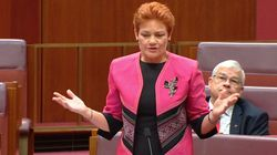 Pauline Hanson Is Fed Up With Being Subjected To 'Reverse
