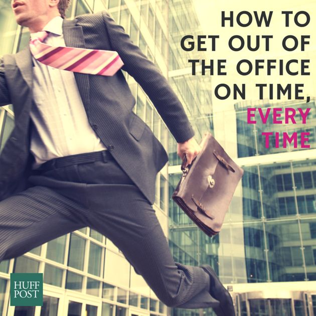 How To (Realistically) Get Out Of Work On