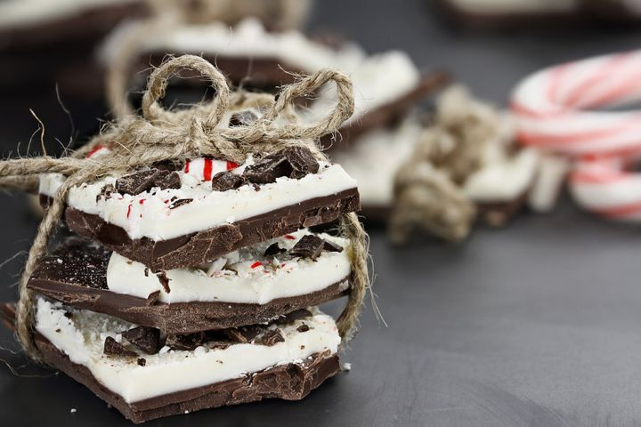 For a Christmas twist, add in peppermint oil and crushed candy canes.