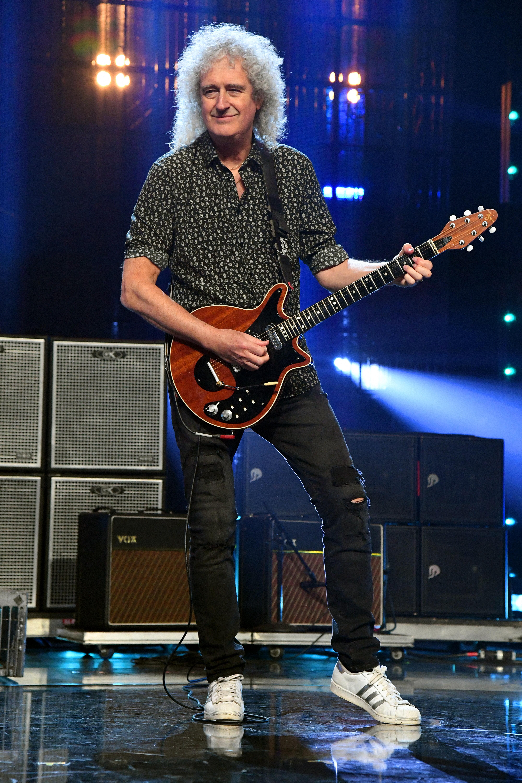 기후 변화를 막기 위한 '퀸' 기타리스트 브라이언 메이의