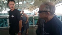 Bali: Jamie Murphy Flies Home To Perth After Police Release Him Without Any Charges