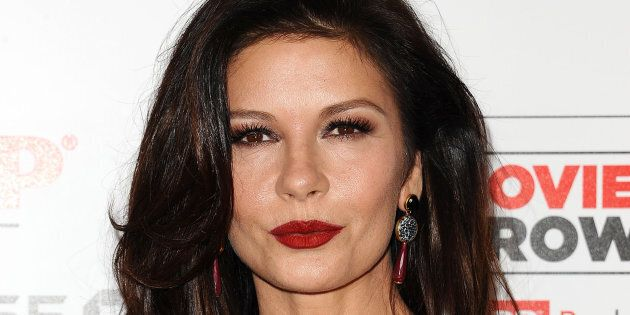 Catherine Zeta-Jones was 'pissed' with paps, so she posted a bikini