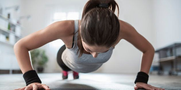 Who would have thought the humble push-up could add years to your life?