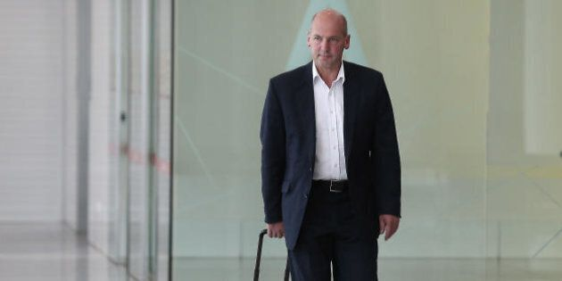 Stephen Parry is on his way out. Who else is out