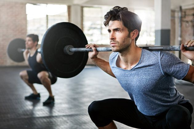 People who do strength training at least twice a week are almost one third less likely to die from