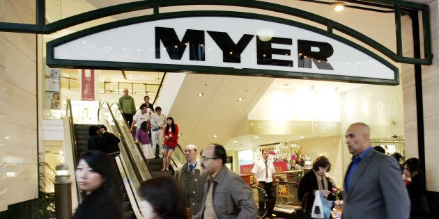 Jump online at myer.com.au for some great Cyber Monday deals.