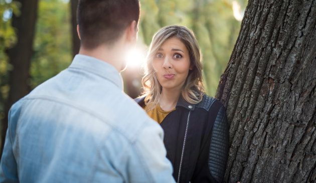 Sending mixed messages is characteristic of being in an 'ambivalent' dating
