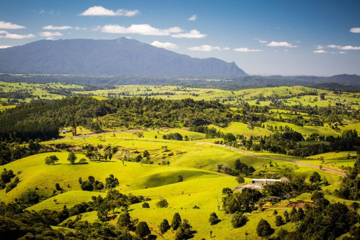 Welcome to the Atherton Tablelands.