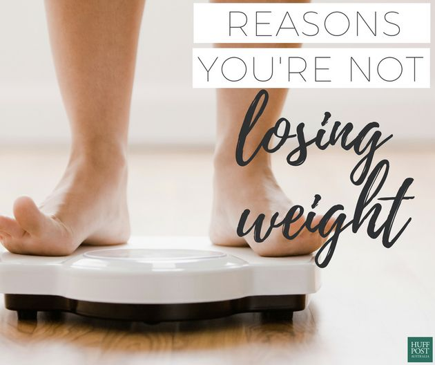 6 Simple Reasons Why You're Not Losing