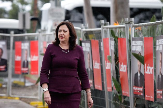 Queensland Premier Annastasia Palaszczuk has called an