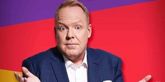 Peter Helliar stars in Network Ten's new family gameshow