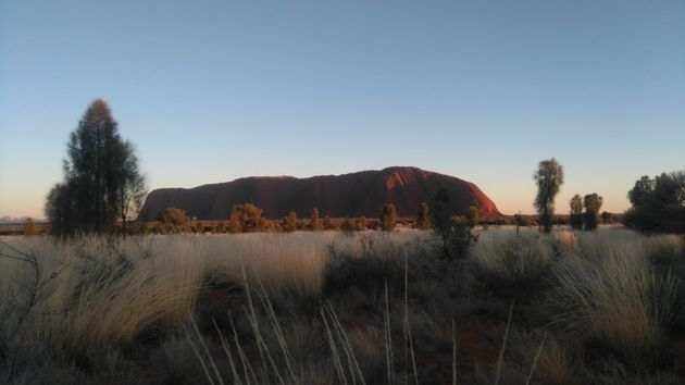 You Don't Need To Climb Uluru. Its Most Uplifting View Is From The