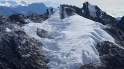 Astonishingly, Indonesia Has A Glacier. But It's About To Disappear