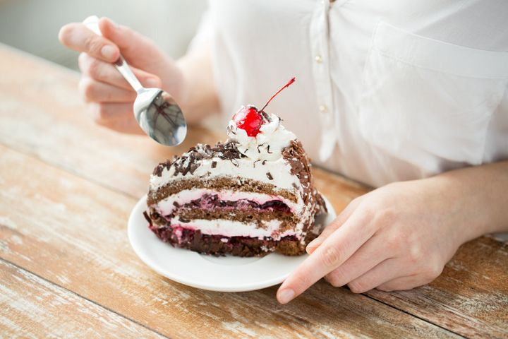 Knowing the energy and amount of a cake can help you decide how much to eat without going overboard.