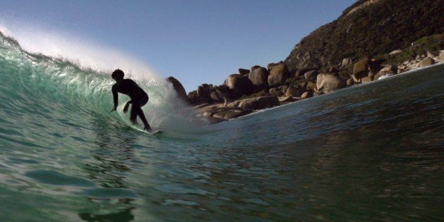 Foreign Correspondent will tonight profile a Cape Town surf program.