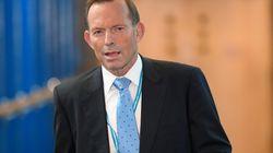 Tony Abbott: 'It Is Good We're NoLonger Talking About