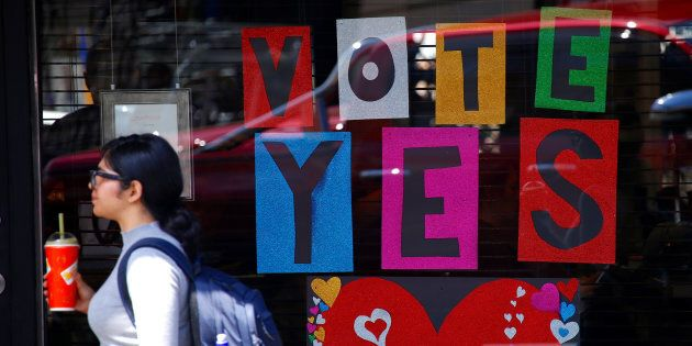 A Same-Sex Marriage 'Yes' Vote Might Be A Lock, But 'No' Will Yell