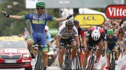 Australian Michael Matthews Wins Stage 10 Of The Tour De